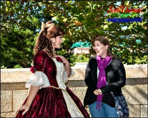 Christmas Belle Interaction