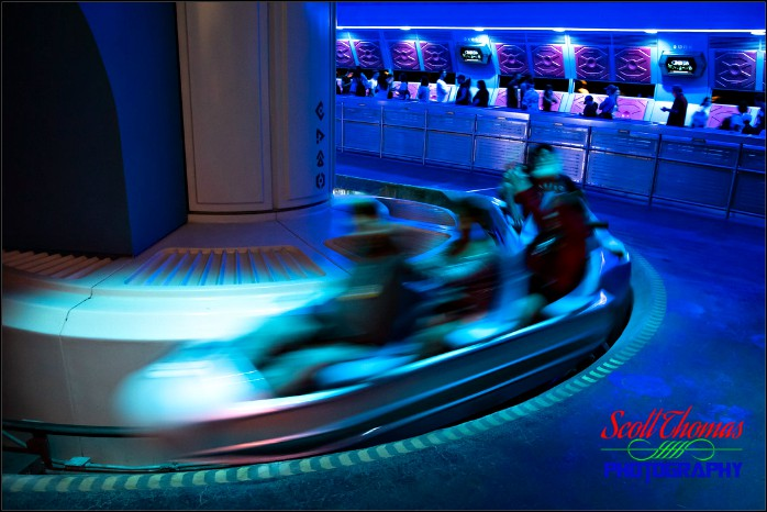 Space Mountain Launch