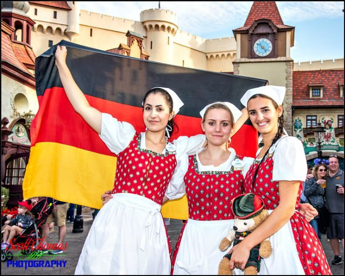 Germany Cast Members