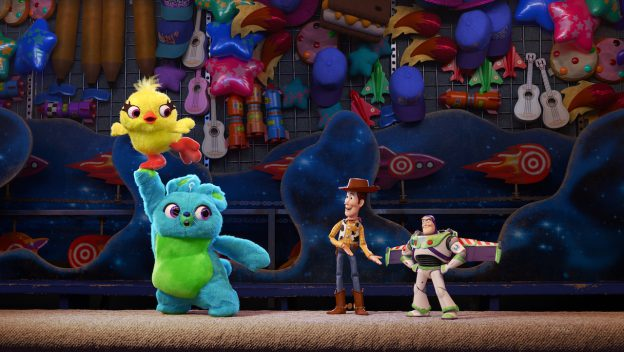 """""""Toy Story 4"""" Sneak Peek Coming to Disney Parks and Cruise Line"""