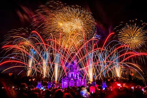 Disney To Live Stream July 4 Fireworks From Magic Kingdom