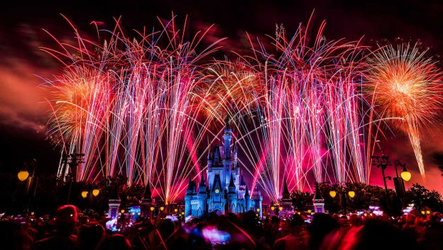 Watch the Magic Kingdom Fourth of July Fireworks from Home! - AllEars.Net