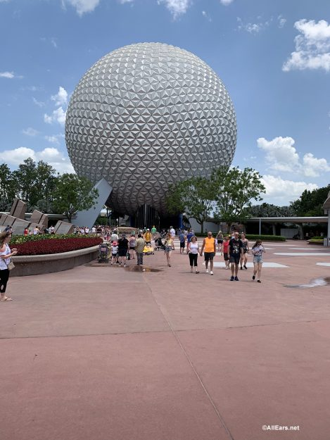 People Always Forget To Ride This Underrated Ride In Epcot