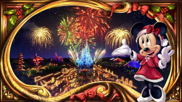 Mickeys Very Merry Christmas Party.New Fireworks Show To Debut At This Year S Mickey S Very