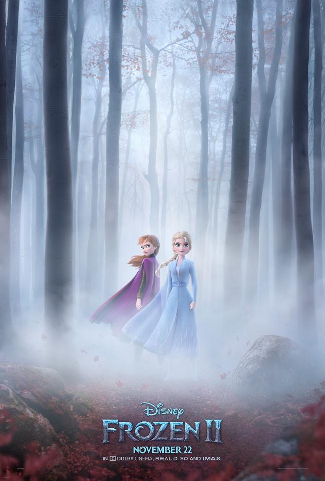 "Official Trailer for Disney's ""Frozen II"" Released!"