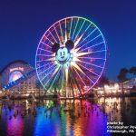 disney's california adventure pixar pal-a-round ferris wheel