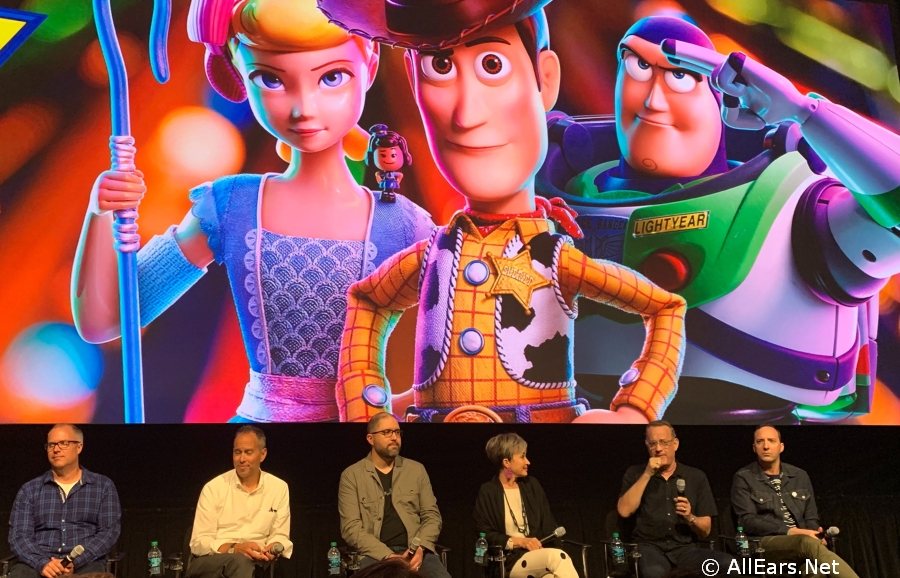 Tom Hanks, Tim Allen Lead Toy Story 4 Voice Cast and ...