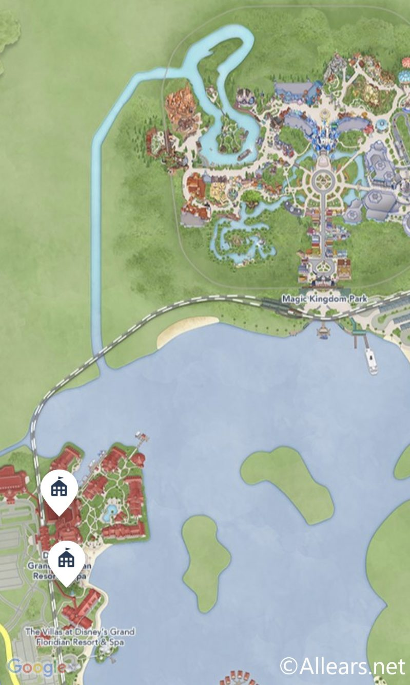 Will You Soon Be Able to Walk to Magic Kingdom from Grand Floridian?