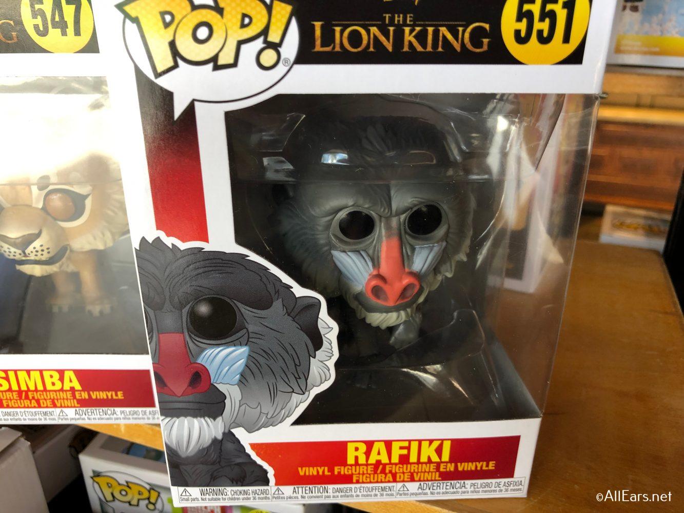 NEW! Lion King Funko POP! ROAR into Walt Disney World