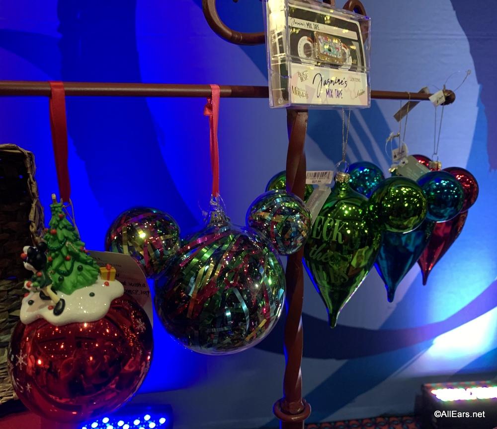 Get a Sneak Peek at Disney World's Holiday Merchandise!   AllEars.Net