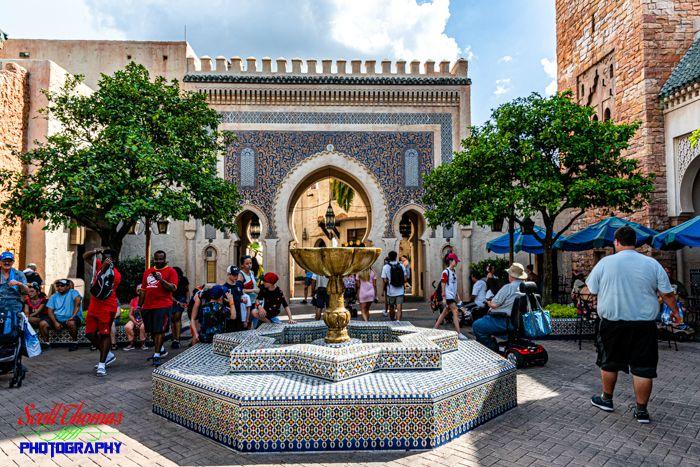 Morocco Plaza