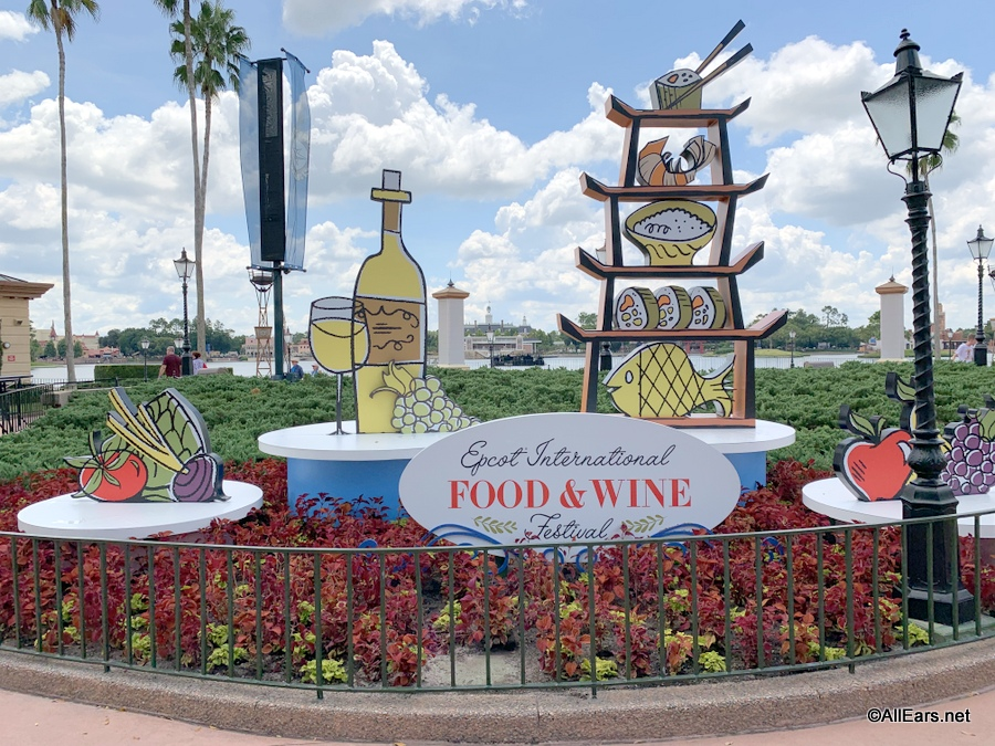 Epcot Food And Wine Festival Welcomes Two Brand New Sweet