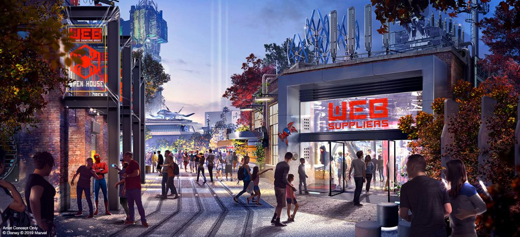 The NINE Most Important Details About Avengers Campus Coming to Disney California Adventure!