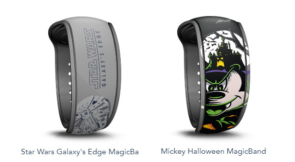 Star Wars: Galaxy's Edge and Halloween MagicBands Materialize as Premium Selections in My Disney ...