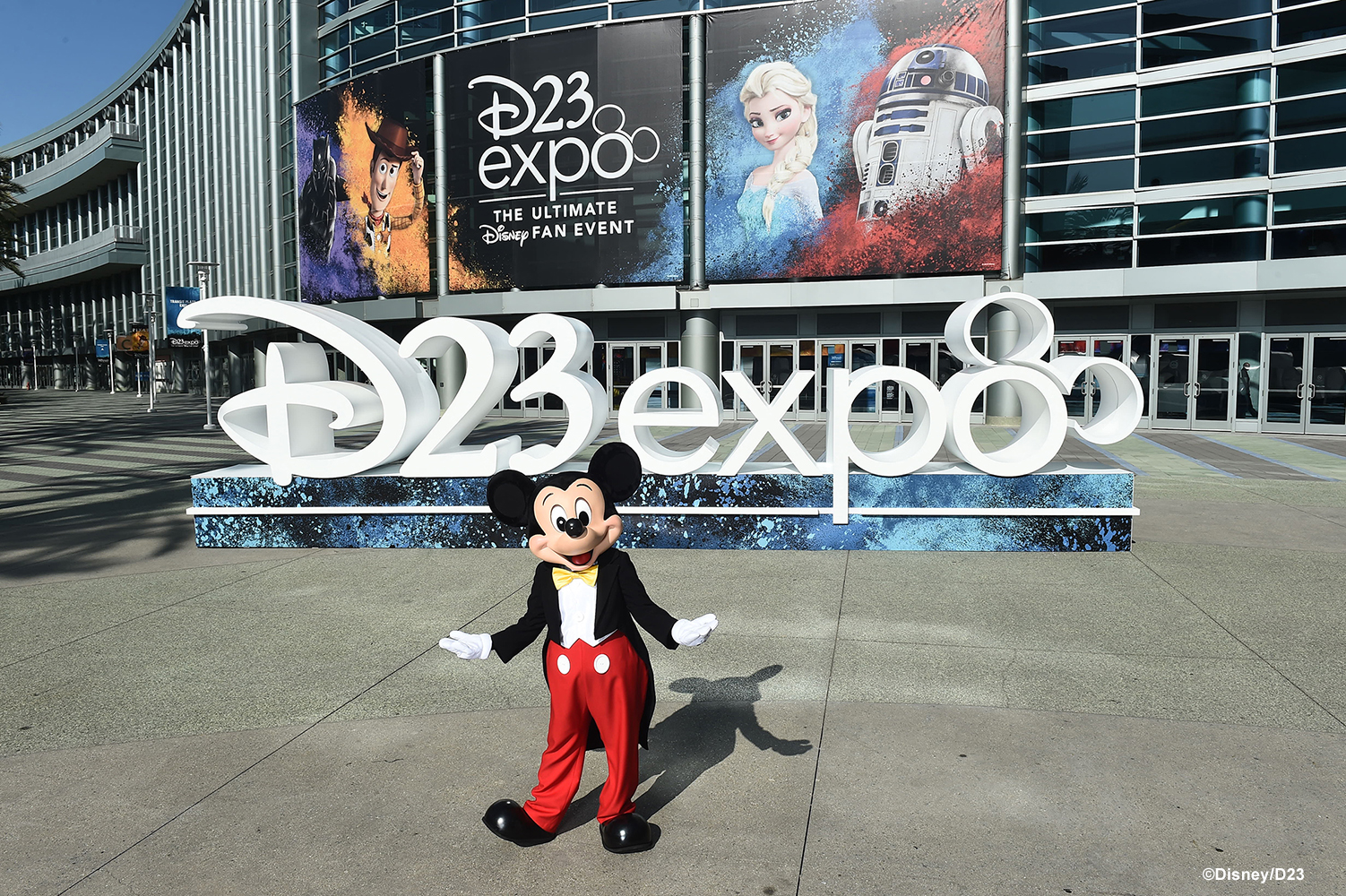 D23 is Sold Out and Reservations Are Full — Here's How You Can Still Go Inside!
