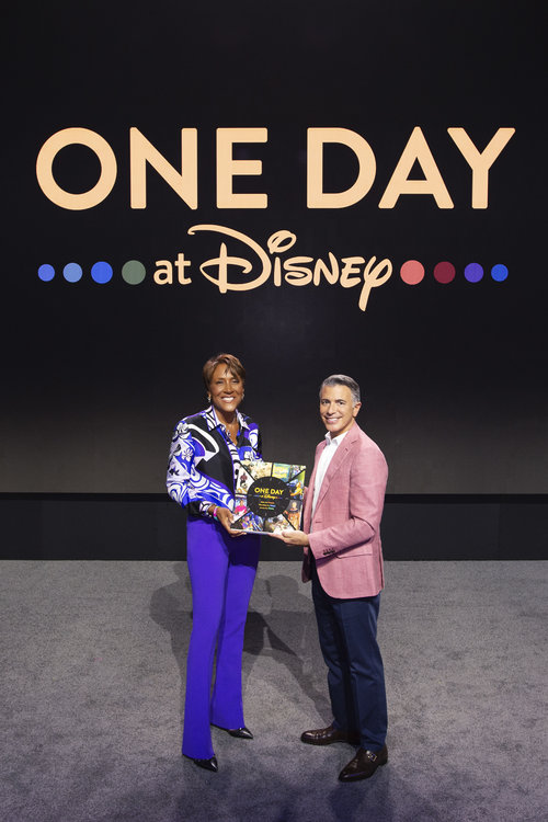 "Disney Publishing and Disney+ Announce Launch of ""One Day at Disney"" Book and Documentary - AllEars.Net"