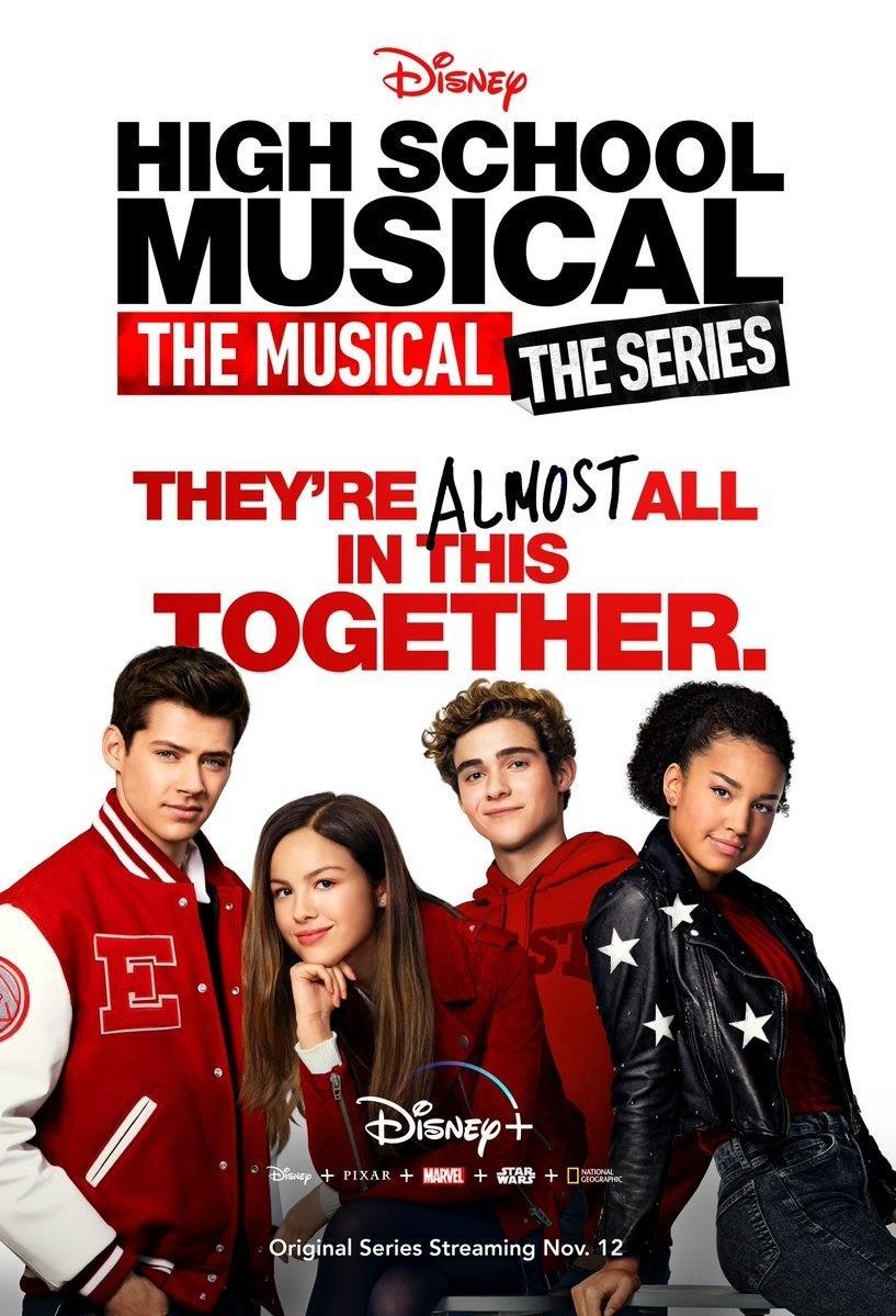 Disney+ News! High School Musical: The Musical: The Series Renewed for Season 2!