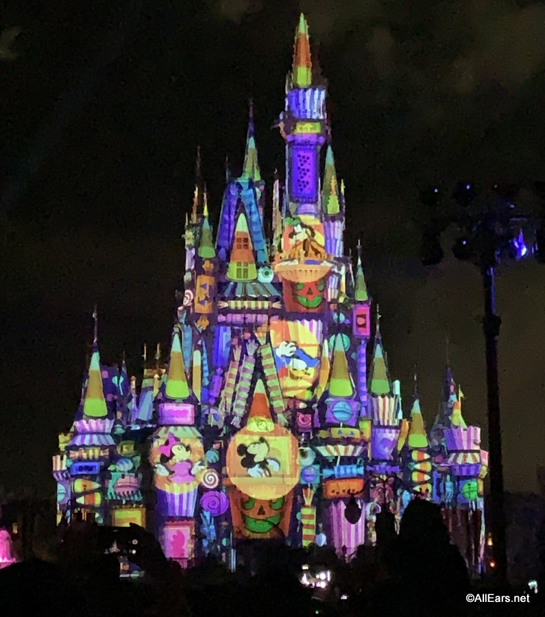 2020 Cinderella Castle Dinner Mickey Halloween Parthy Don't Miss These Four NEW Things at Mickey's Not So Scary