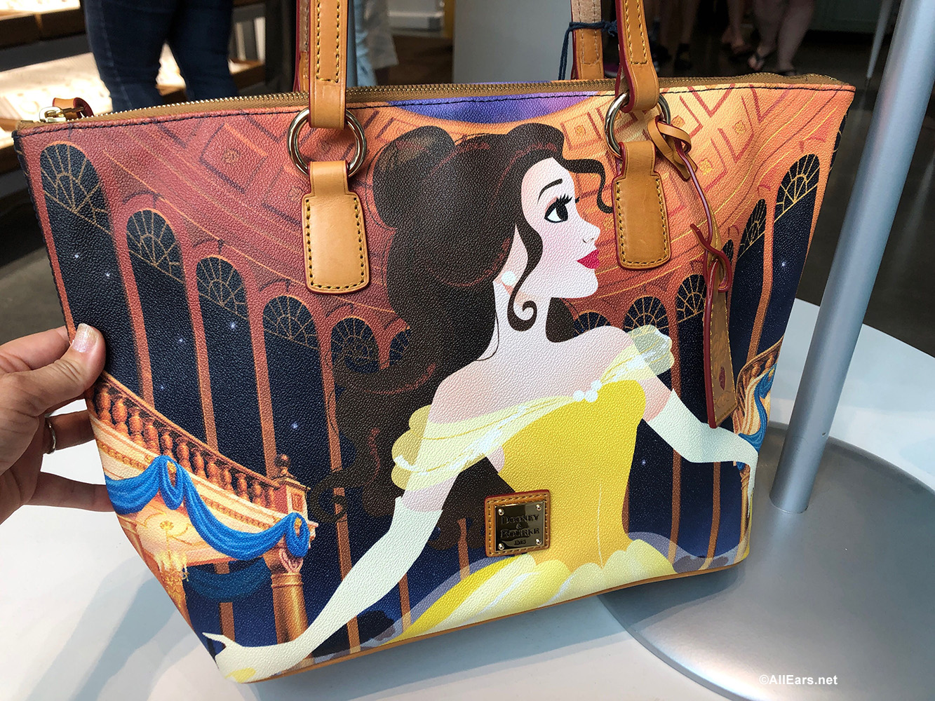 New Quot Beauty And The Beast Quot Dooney And Bourke Collection