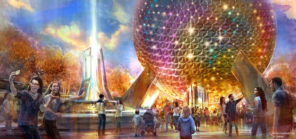 Epcot's Transformation — What's Happening, When?