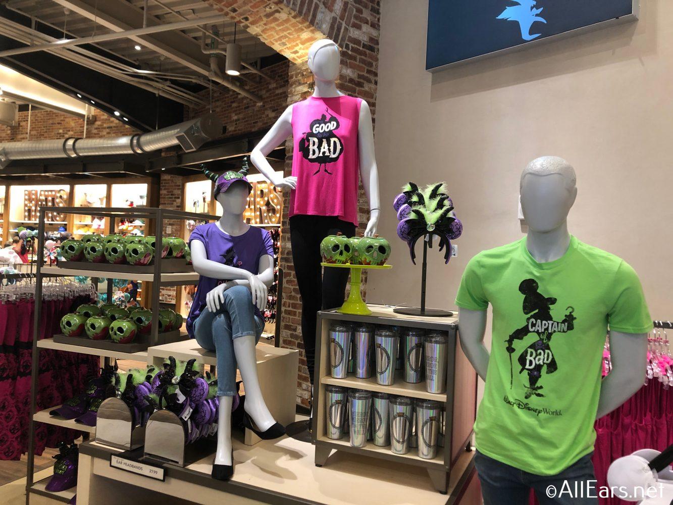 Walt Disney World Halloween T Shirts.No Tricks Just Treats New Halloween Merchandise Lands At Walt