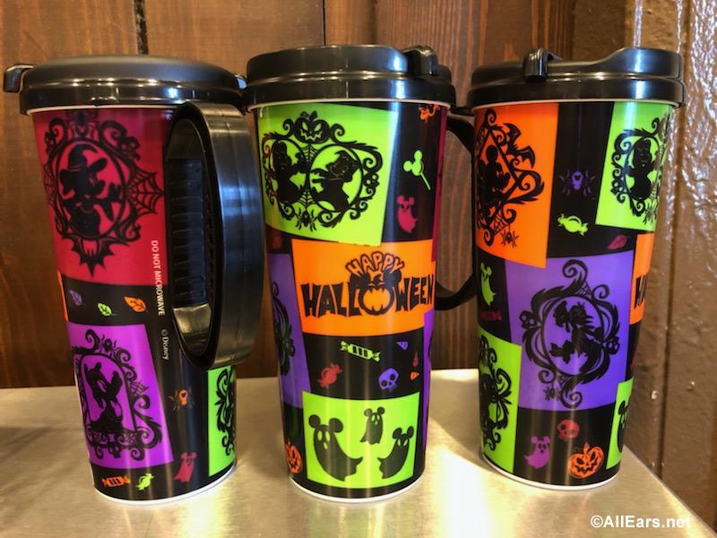 2020 Disney Halloween Refillable Mugs Halloween Refillable Mugs Spotted at Walt Disney World's Resorts