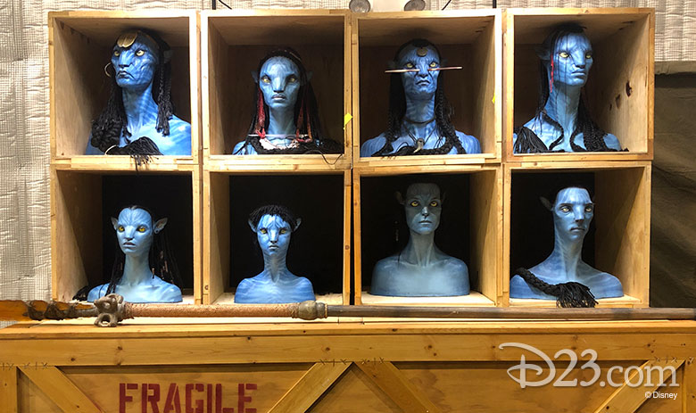 """Take a Look Inside the World of """"Avatar"""", Join the Mousequerade, and See Even More Stars at this Year's D23 Expo!"""