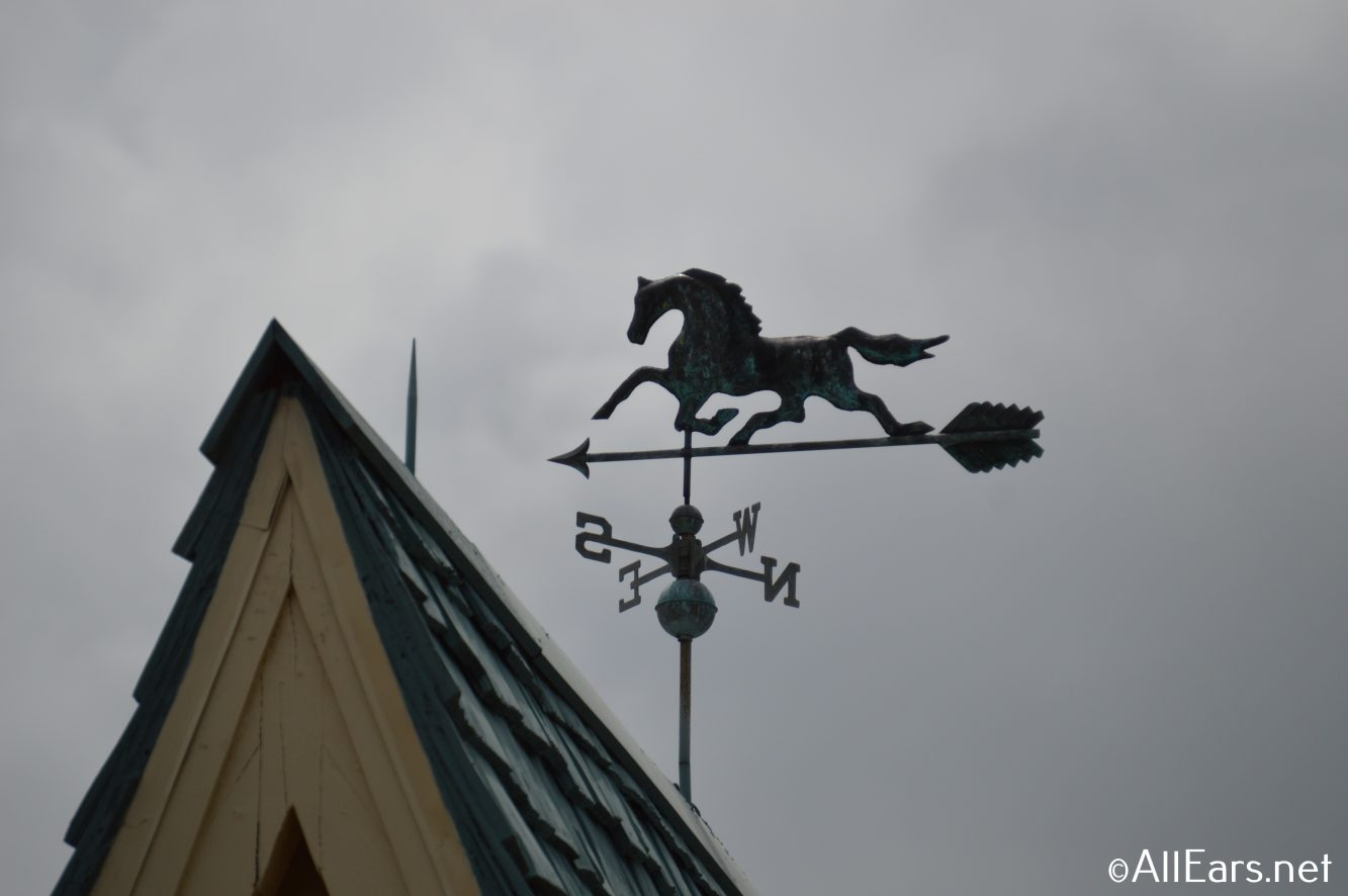 Can You Identify These Magic Kingdom Weather Vanes?