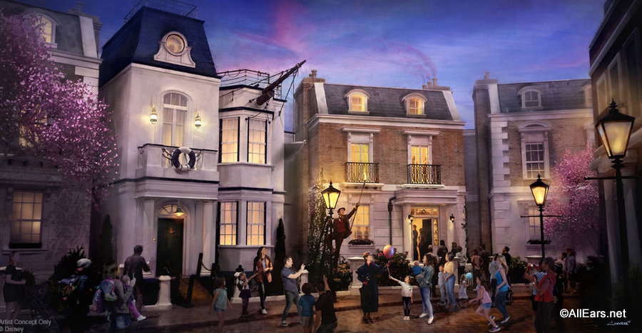 Breaking News: Mary Poppins Attraction Coming to Epcot! - AllEars.Net