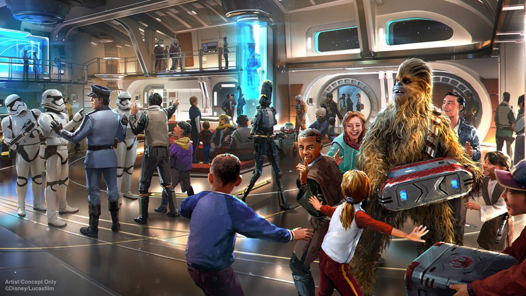 Here's EVERYTHING You Need to Know About Disney's Star Wars Hotel
