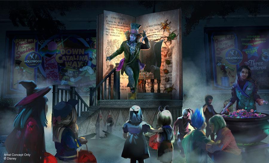 The Oogie Boogie Bash Returns to Disney's California Adventure in 2020! - AllEars.Net