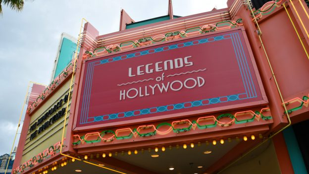 Hollywood Studios' Legends of Hollywood Store Re-Opening Date Announced - AllEars.Net
