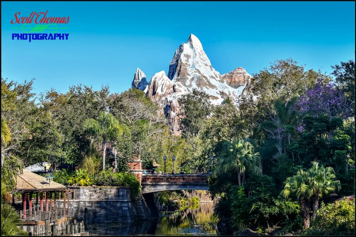 Everest River View