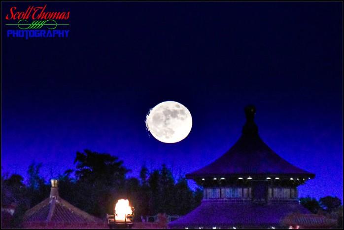 Moonrise Heat Wave