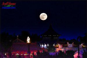 China Moonrise 2