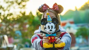 Mickey and Minnie's Surprise Celebration