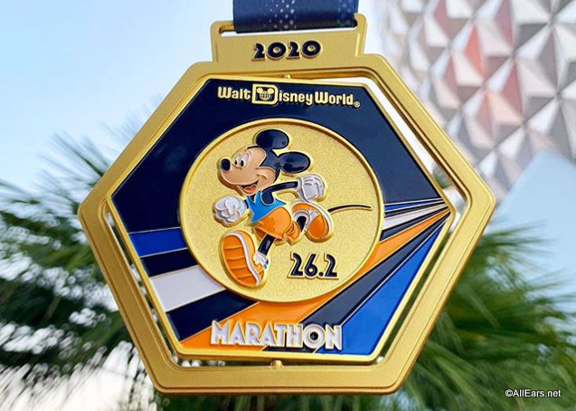 Pin Run Walt Disney World Marathon Weekend 2020 Set of 3 Pluto 5K I Did It Medal