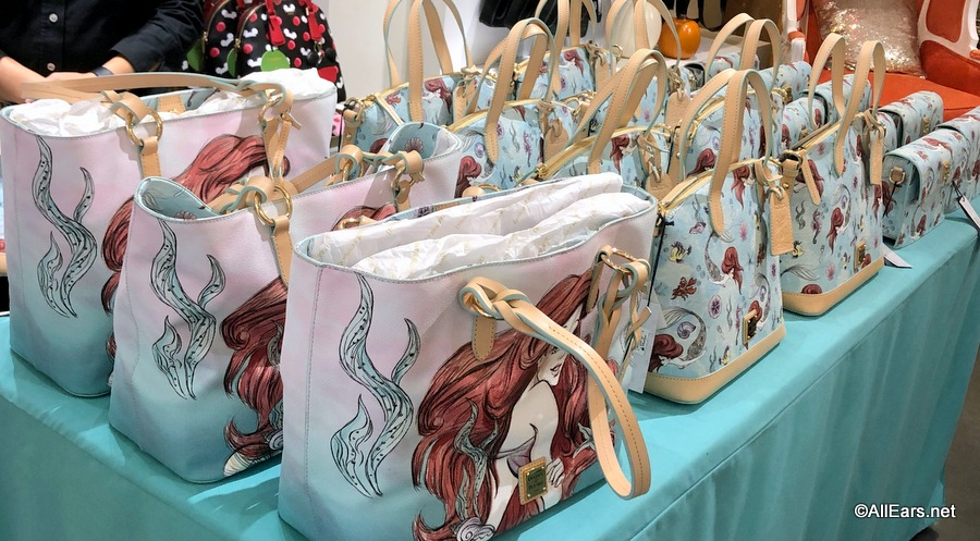 New Ariel Dooney Amp Bourke Bags Worth Flipping Your Fins