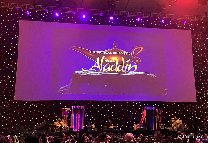 """D23 Expo: A Look and Listen Back at """"Aladdin"""" and """"Tarzan"""""""