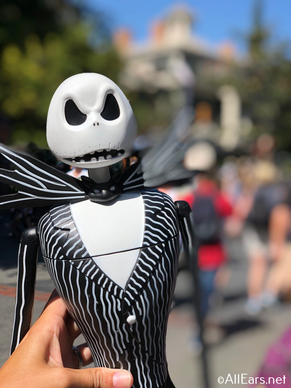 """What's This!? What's This?!"" — Check out the New INSANE Jack Skellington Sipper in Disneyland!"