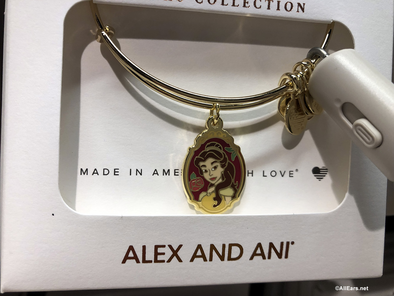 Alex and Ani Introduce New Beauty and the Beast Charm Bracelets
