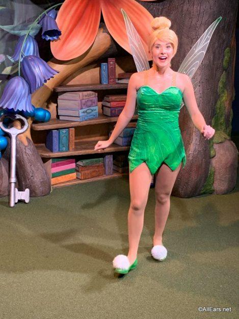 Tinker Bell Meet and Greet