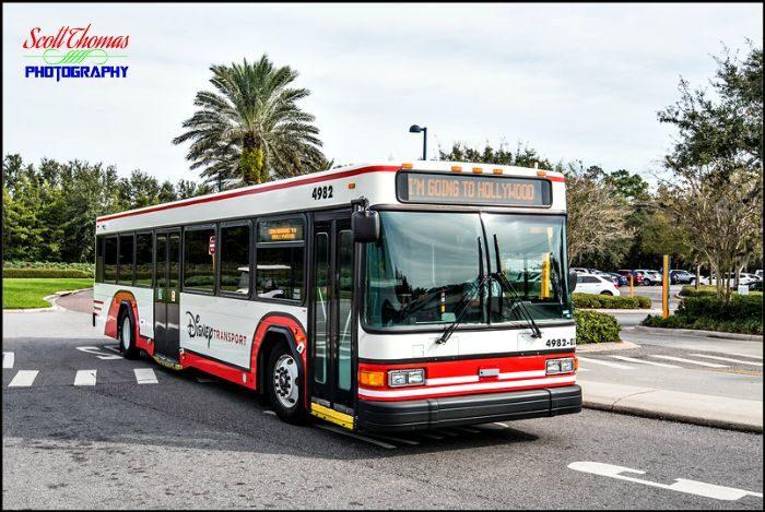 Disney Bus Transportation