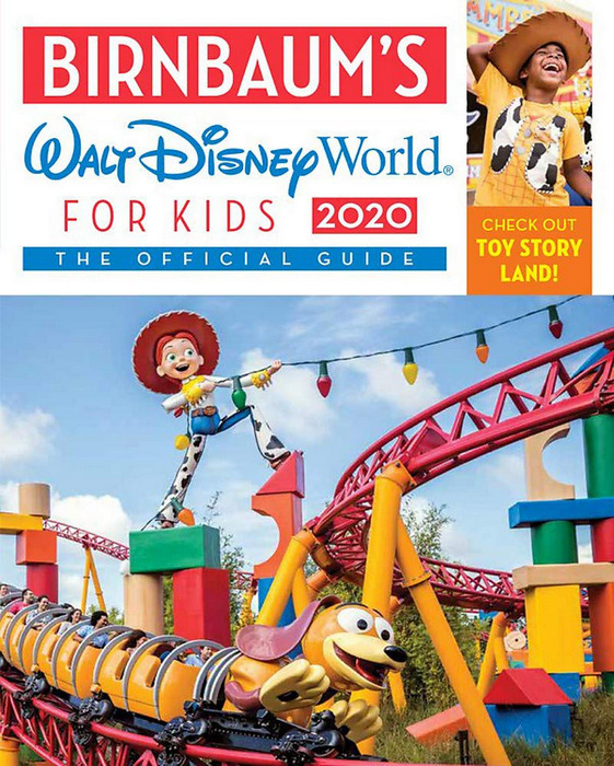 Book Review: Birnbaum's 2020 Walt Disney World for Kids: The Official Guide