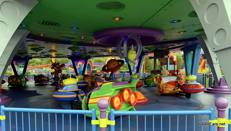 themed rooms disney inspired spaces.htm alien swirling saucers disney s hollywood studios allears net  alien swirling saucers disney s