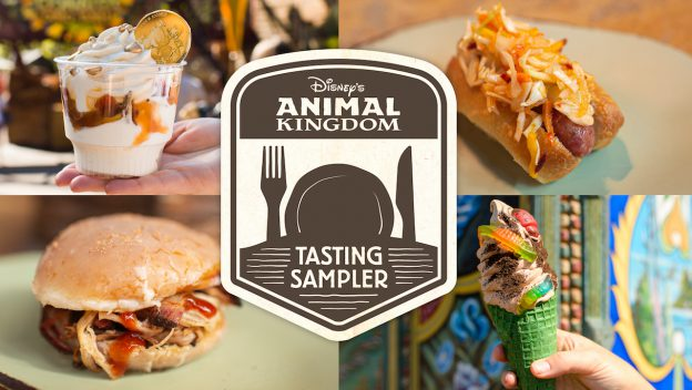 Animal Kingdom's Tasting Sampler to Return This Holiday Season
