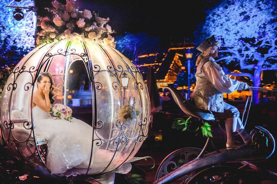 """Disney's Fairy Tale Weddings"" to Debut on Disney+ Streaming Service"