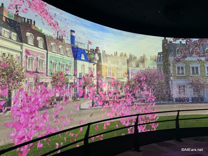 UK and Mary Poppins Concept Art