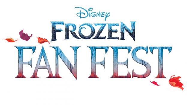 """Get Ready! Frozen Fan Fest Celebrates All Things """"Frozen"""" with New Merchandise and Special Events!"""