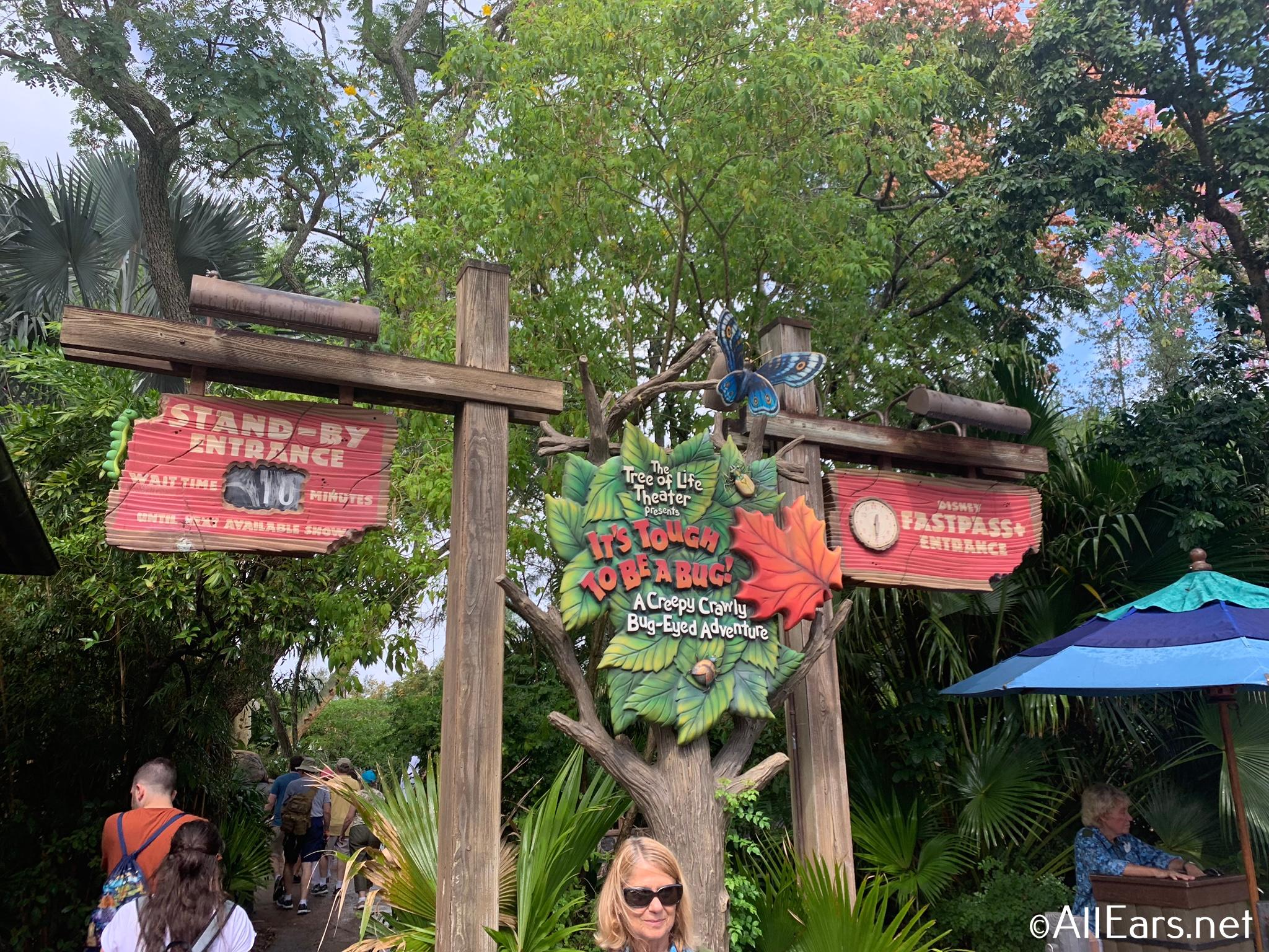 Disneyland Map 0058